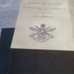 brass plaque glenelg